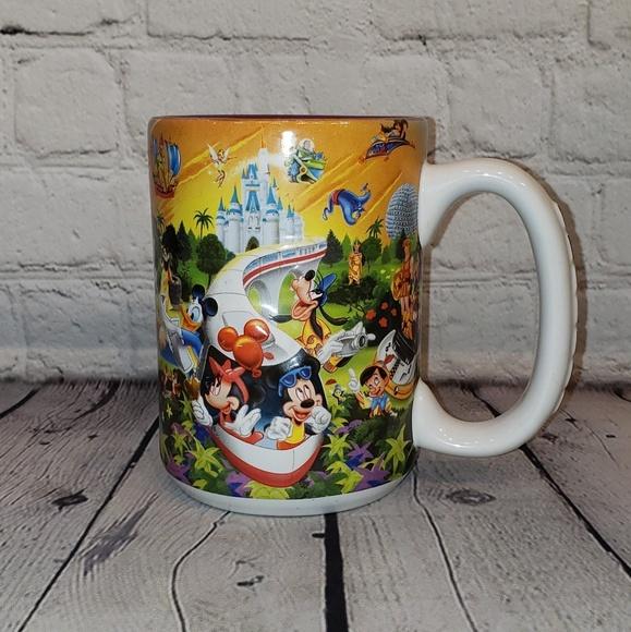 Disney Grandma Mug Authentic
